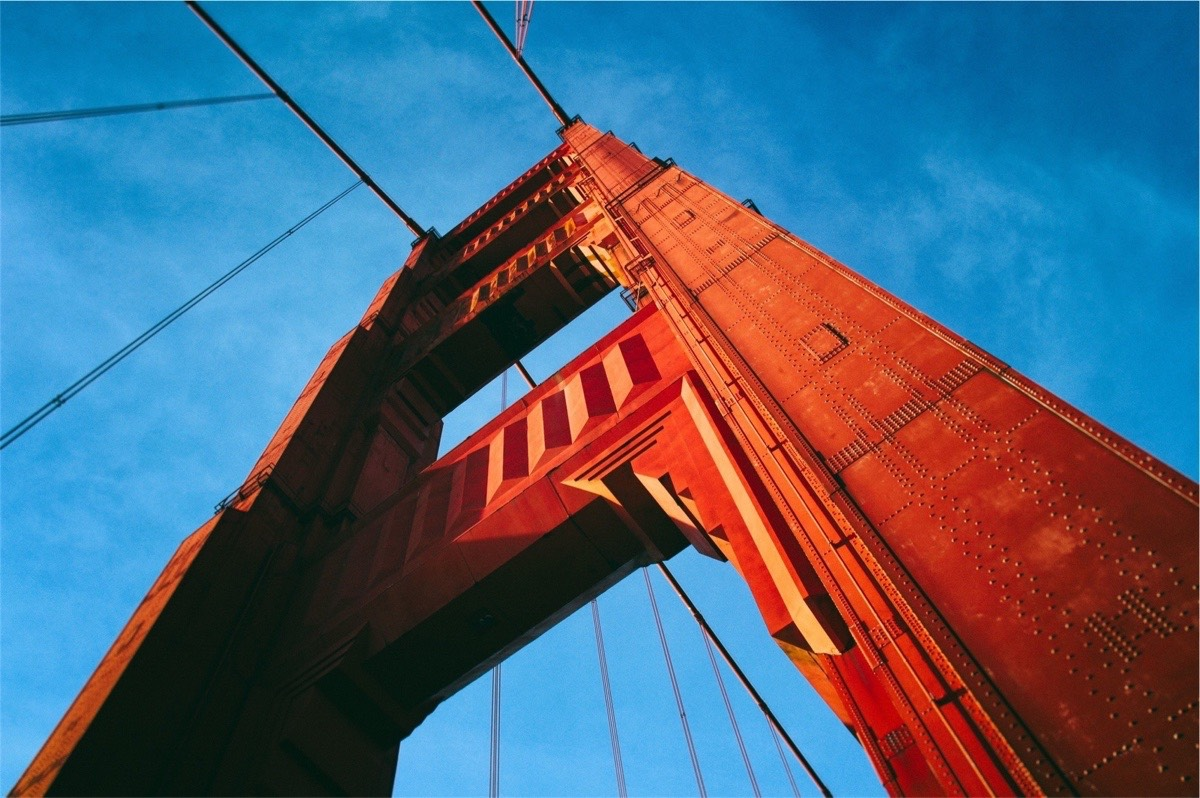 Red Bridge To Oakland